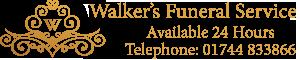 Walkers Funeral Service | Funeral Director