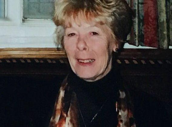 Margaret Harden (nee Foster)