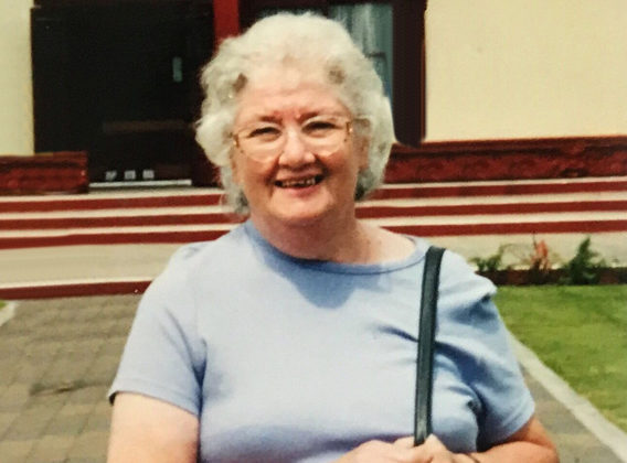 Anne Brown(nee McGrath)