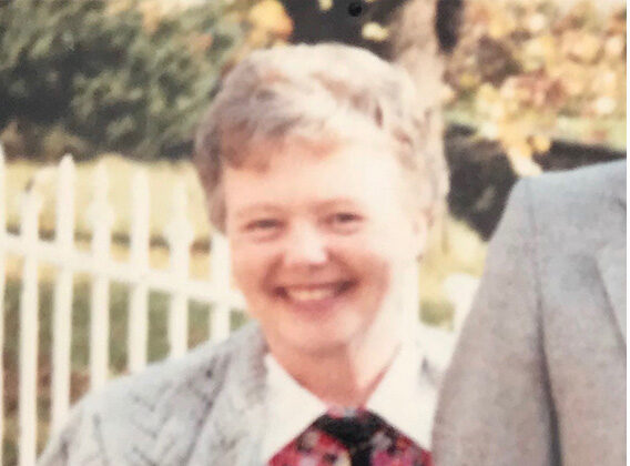 Shirley McCormack