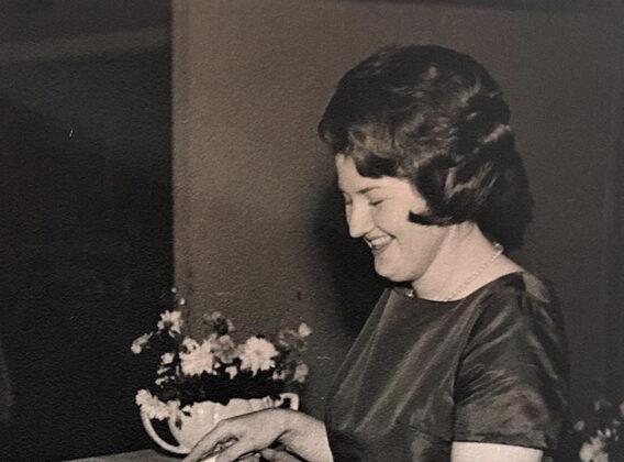Margaret Kelsall